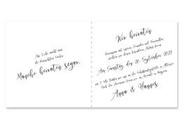 einladung kalligrafie calligraphy lettering hochzeitsgrafik onlineshop papeterie