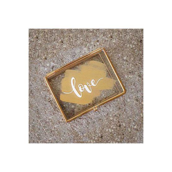 ringkissen ringbox hochzeit ringschatulle hochzeitsgrafik hochzeitseinladung onlineshop hochzeitspapeterie glas gold love