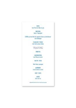 kirchenheft hochzeit ornamente vintage blau hochzeitsgrafik onlineshop papeterie