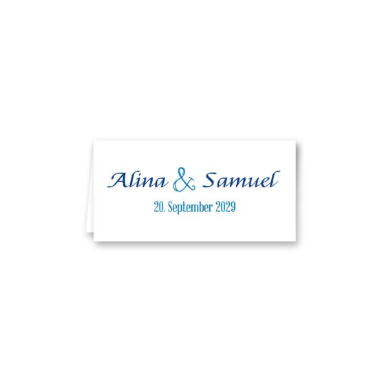 tischkarte klappkarte hochzeit ornamente vintage blau hochzeitsgrafik onlineshop papeterie