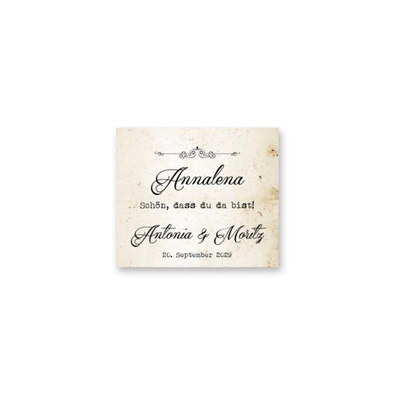 tischkarte hochzeit vintage blumen spitze braun hochzeitsgrafik onlineshop papeterie