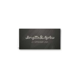 tischkarte klappkarte hochzeit rockabilly rot schwarz weiß polka dots hochzeitsgrafik onlineshop papeterie