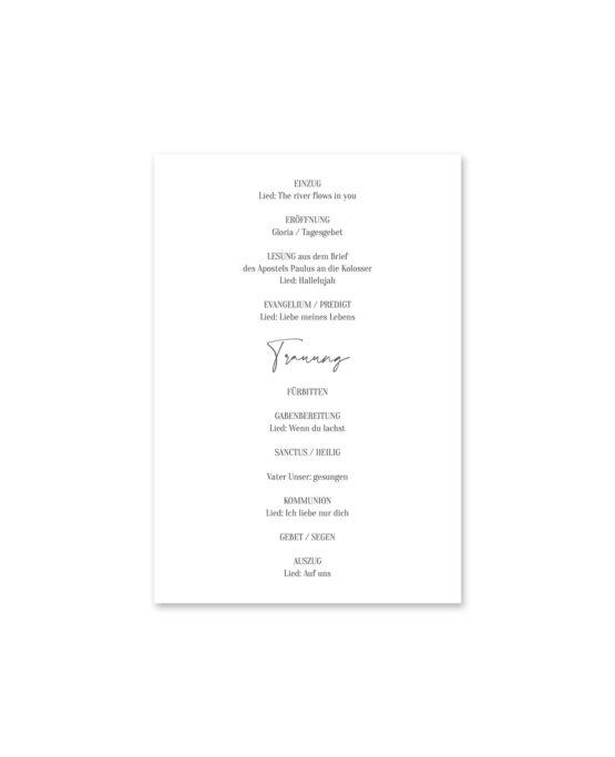 kirchenheft fächer hochzeit vintage blumen logo monogram handdrawn malerei hochzeitsgrafik onlineshop papeterie