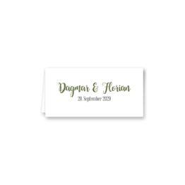 tischkarte klappkarte hochzeit blumen kranz rosa orange grün vintage hochzeitsgrafik onlineshop papeterie