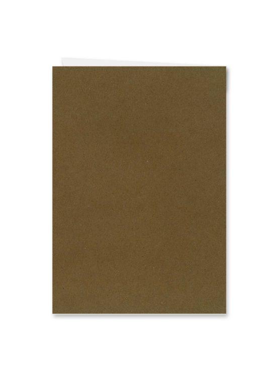 kirchenheft klappkarte hochzeit vintage kraft kraftpapier braun weiß weißdruck berge logo hochzeitsgrafik onlineshop papeterie