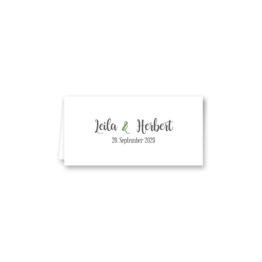 tischkarte klappkarte hochzeit vintage blumenkranz aquarell acryl logo monogram rosa hochzeitsgrafik onlineshop papeterie