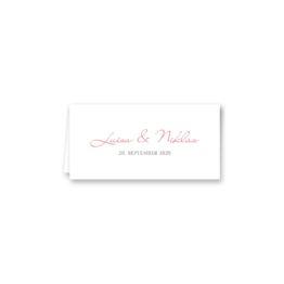 tischkarte klappkarte hochzeit vintage blumen pfingstrosen rosa aquarell acyrl malerei hochzeitsgrafik onlineshop papeterie