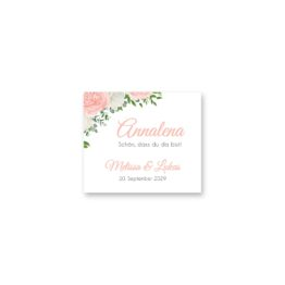 tischkarte hochzeit elegant rosen rosa weiß grün geometrie gold hochzeitsgrafik onlineshop papeterie