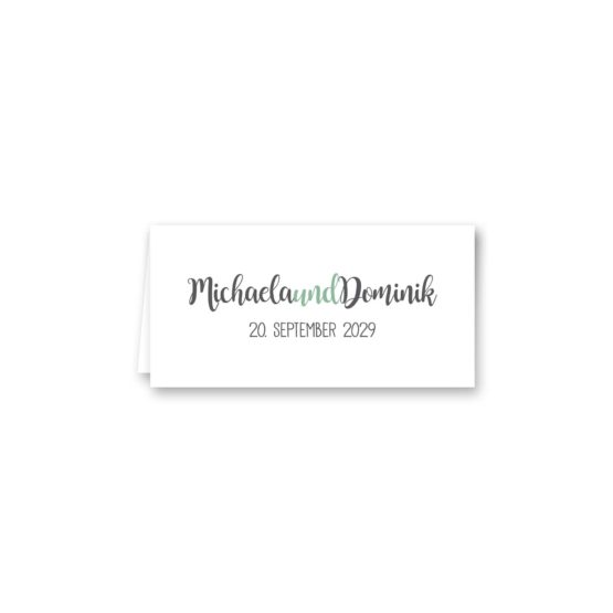 tischkarte klappkarte hochzeit vintage watercolor blumenkranz greenery eucalyptus sukkulenten aquarell acryl hochzeitsgrafik onlineshop papeterie