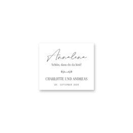 tischkarte hochzeit vintage blumen logo monogram handdrawn malerei hochzeitsgrafik onlineshop papeterie