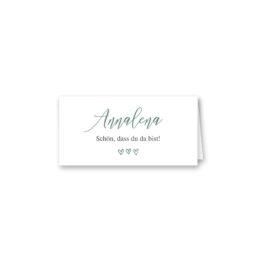 tischkarte klappkarte hochzeit vintage blumenkranz rosa grau grün eucalyptus aquarell acryl hochzeitsgrafik onlineshop papeterie